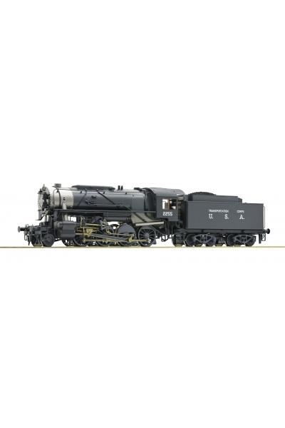 Roco 72150 Паровоз S 160 USAT Corps Epoche II-III 1/87
