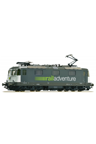 Roco 72412 Электровоз Re 421 383-1 railadventure SBB Epoche VI 1/87