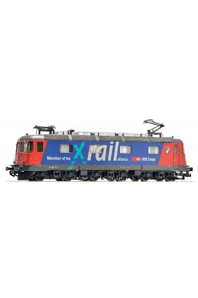 Roco 72592 Электровоз Re620 XRail-Design SBB Epoche V-VI 1/87 RO
