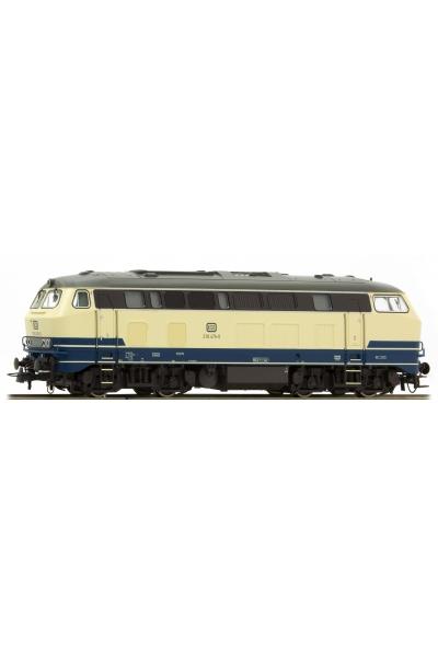 Roco 72752 Тепловоз 218 476-0 DB Epoche IV 1/87
