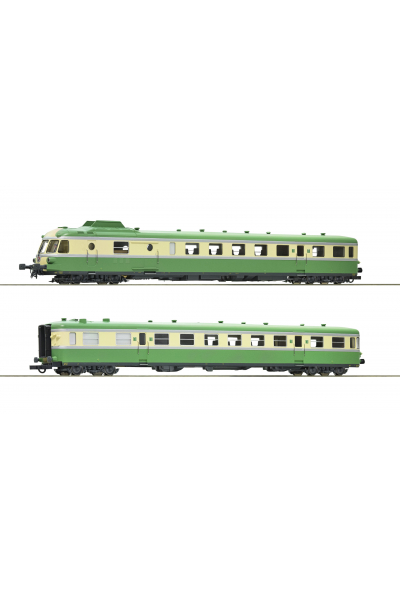 Roco 73006 Дизель поезд X2700 SNCF Epoche IV 1/87