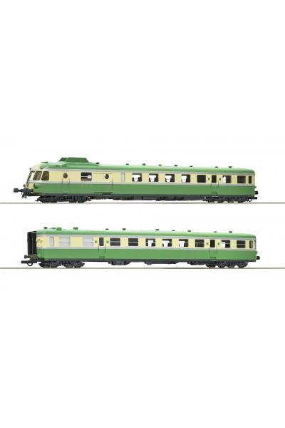 Roco 73007 Дизель поезд X2700 SNCF Звук DCC Epoche IV 1/87