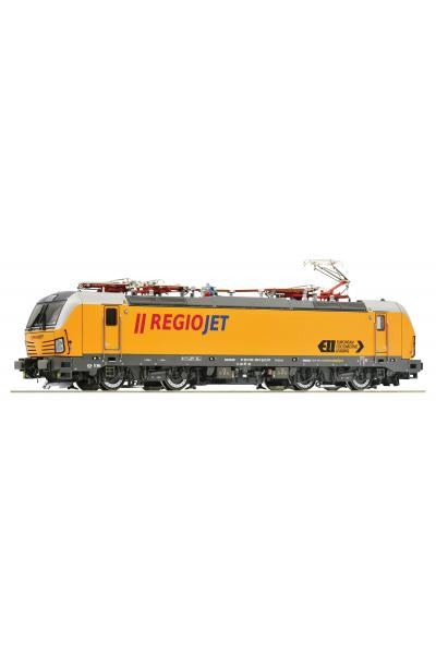 Roco 73217 Электровоз 193 206-0 Regiojet Privatbahn ЗВУК DCC Epocha VI 1/87