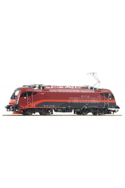 Roco 73248 Электровоз 1216 017-4 Railjet OBB ЗВУК DCC Epoche VI 1/87 RO