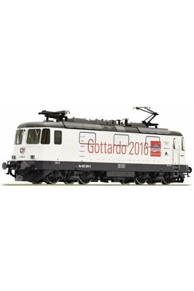 Roco 73252 Электровоз Re 420 268-5 Gottardo SBB Epoche VI 1/87