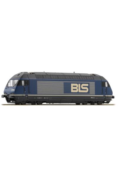 Roco 73288 Электровоз Re 465 BLS ЗВУК DCC Epoche V 1/87 RO