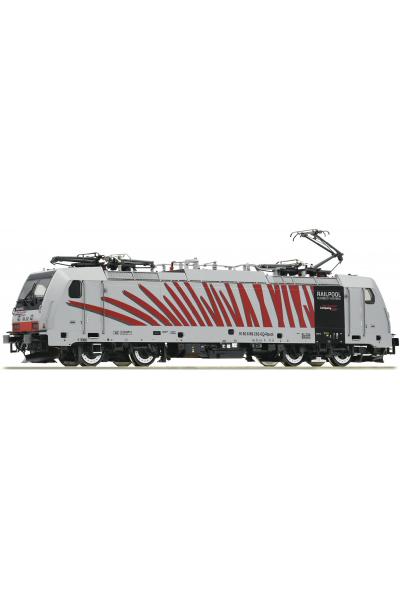 Roco 73318 Электровоз 186 Privatbahn Epoche VI 1/87