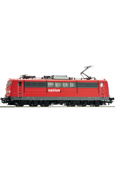 Roco 73369 Электровоз 151 070 DB AG ЗВУК DCC Epoche VI 1/87
