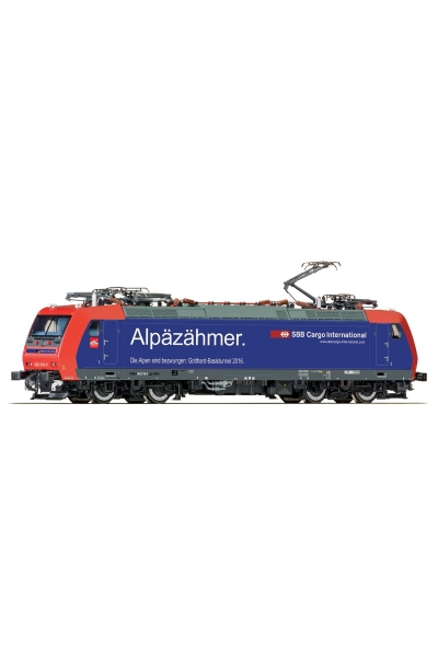 Roco 73597 Электровоз 482 018 Alpazahmer SBB Cargo Epoche VI 1/87 RO