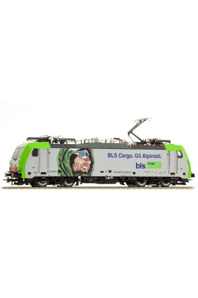 Roco 73651 Электровоз 486 510 BLS Cargo AG Epoche VI 1/87 RO