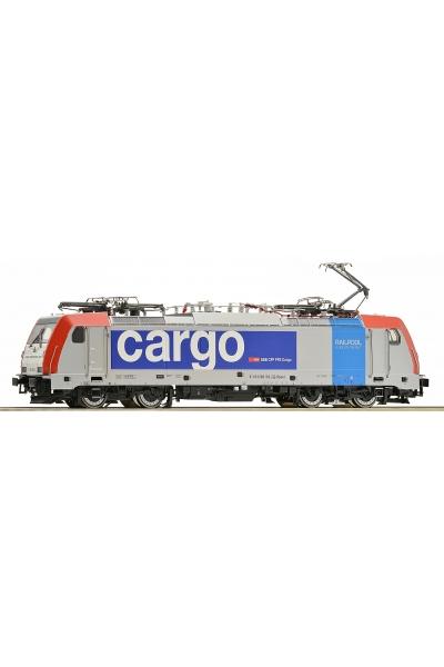 Roco 73653 Электровоз BR 186 Railpool SBB Epoche VI 1/87 RO
