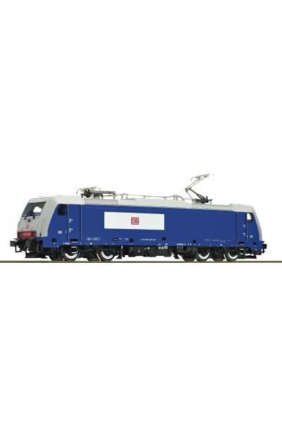 Roco 73669 Электровоз E.483 (Traxx F140 DC) DB AG Italia Epoche VI 1/87