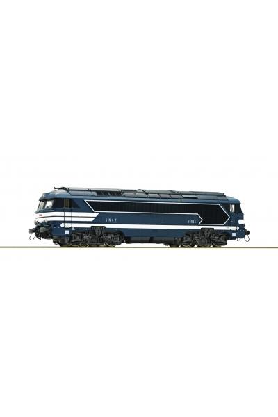 Roco 73700 Тепловоз 68053 SNCF Epoche IV 1/87 RO