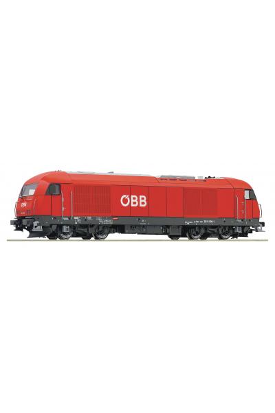 Roco 73765 Тепловоз Rh 2016 OBB Epoche VI 1/87