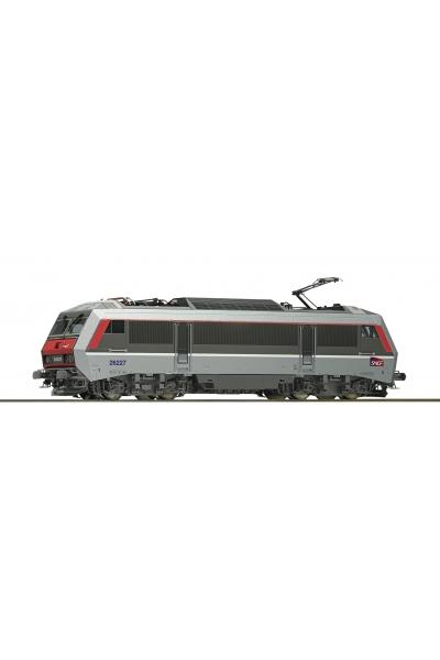 Roco 73860 Электровоз BB 26227 SNCF ЗВУК DCC Epoche V 1/87 RO