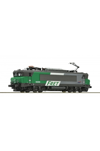 Roco 73883 Электровоз BB 422369 FRET SNCF Epoche V 1/87