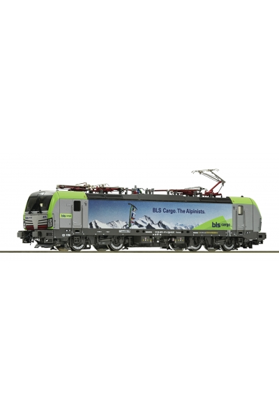 Roco 73927 Электровоз Re 475 411-5 Alpinisten-Design BLS Cargo Epoche VI 1/87 RO