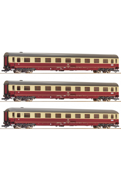 Roco 74095 Набор вагонов Christoforus-Express 1 DB Epoche IV 1/87 RO