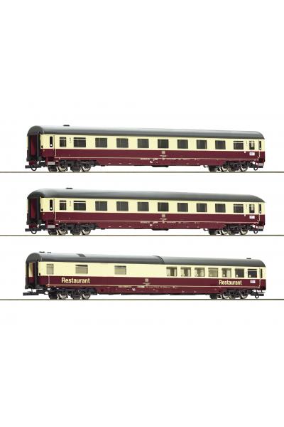 Roco 74096 Набор вагонов Christoforus-Express 2 DB Epoche IV 1/87 RO