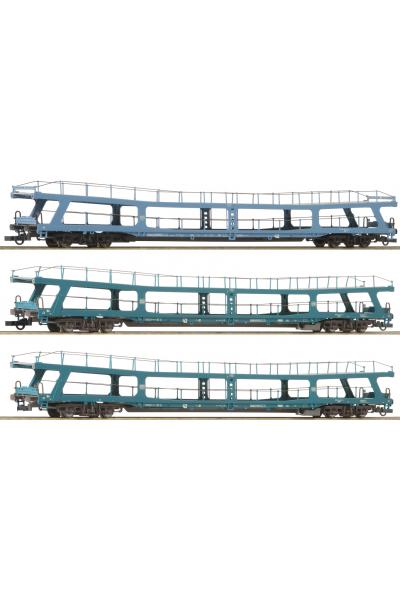 Roco 74097 Набор вагонов Christoforus-Express 3 DB Epoche IV 1/87 RO