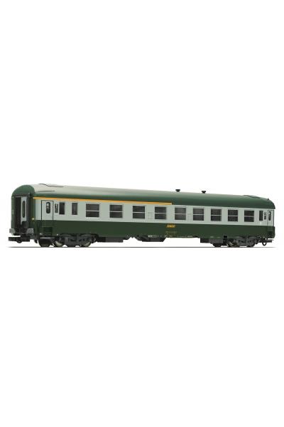 Roco 74351 Вагон пассажирский UIC-Y 1/2кл SNCF Epoche IV 1/87 RO