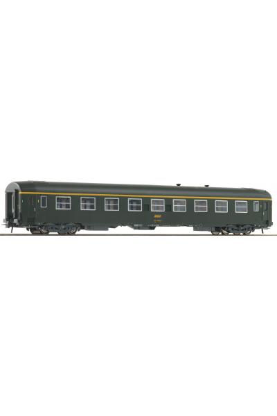 Roco 74355 Вагон пассажирский UIC-Y 1кл SNCF Epoche IV 1/87