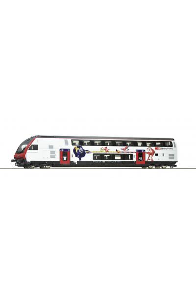 Roco 74498 Вагон пассажирский Typ Stw IC2020 SBB Epoche VI 1/87