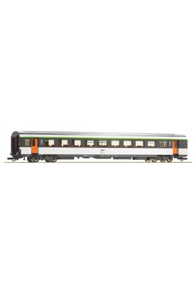 Roco 74532 Вагон пассажирский Typ B11tu SNCF Epoche IV 1/87 RO