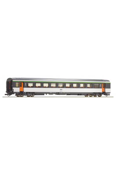 Roco 74533 Вагон пассажирский Typ B11rtu SNCF Epoche IV 1/87 RO