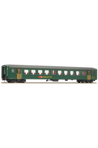 Roco 74573 Вагон пассажирский EW II SBB Epoche V 1/87 RO