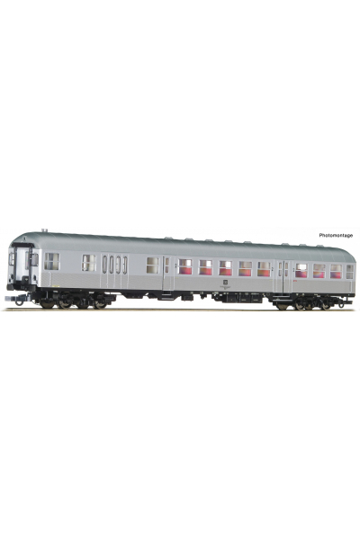 Roco 74590 Вагон пассажирский BDnf 738 DB Epocha IV 1/87