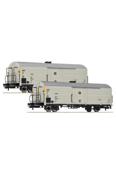 Roco 76034 Набор вагонов Ibbks 398 DB Epocha IV 1/87