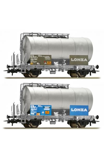 Roco 76151 Нобор вагон Lonza SBB Epoche V 1/87 VN