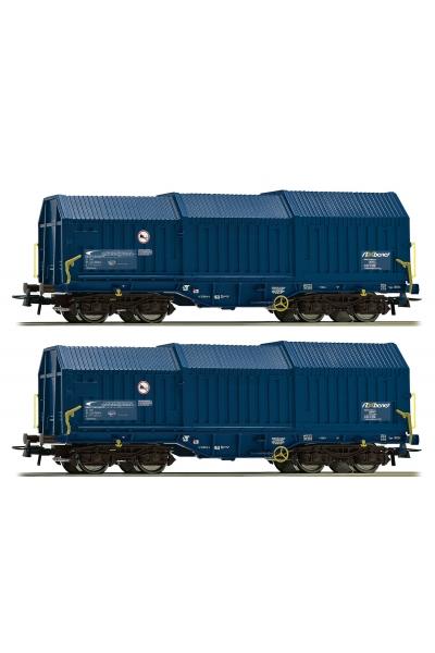 Roco 76446 Набор вагонов Shimms ZSSK Epoche VI 1/87 VN