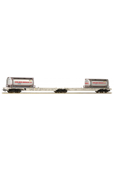 Roco 76632 Вагон платформа Sggmrs AAE+TankctVan Bosch Epoche VI 1/87 RO