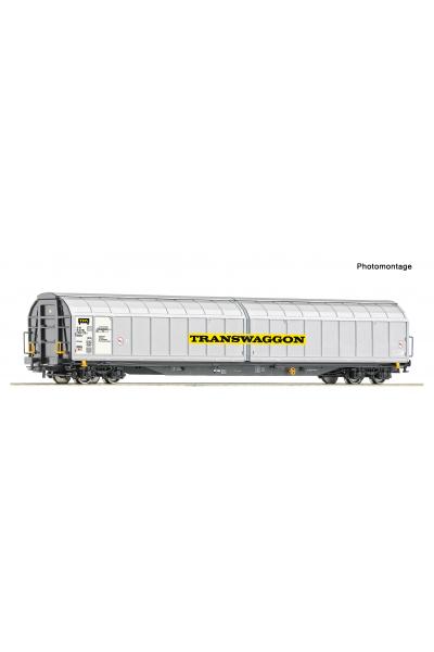 Roco 76738 Вагон Habbiins Transwaggon PRIVAT Epoche VI 1/87