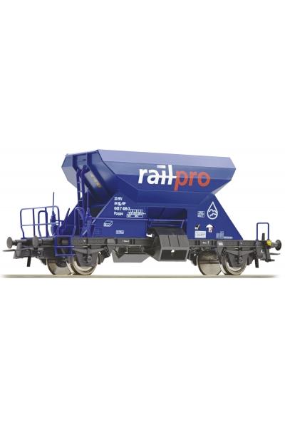 Roco 76849 Вагон Fccpps Railpro Epoche VI 1/87 RO