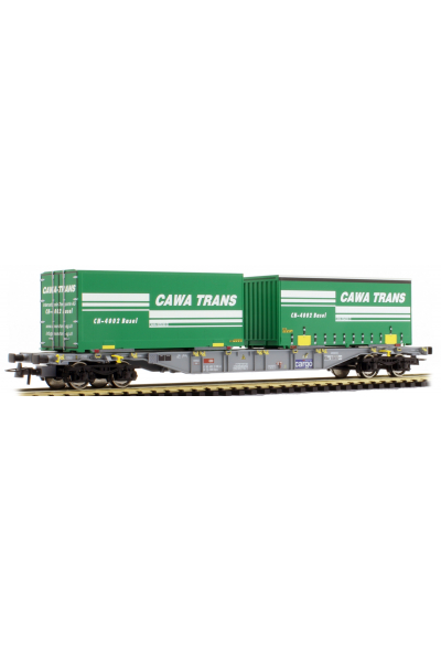Roco 76949 Вагон платформа SBB Cawa Trans Epoche VI 1/87 RO