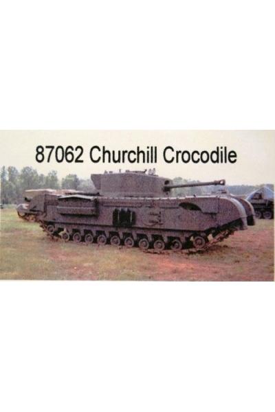 Trident 87062 Churchill Crocodile WA911 GB 1/87