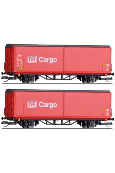 Tillig 01028 Набор вагонов Hirrs-tt 325 DB AG Epoche V 1/120