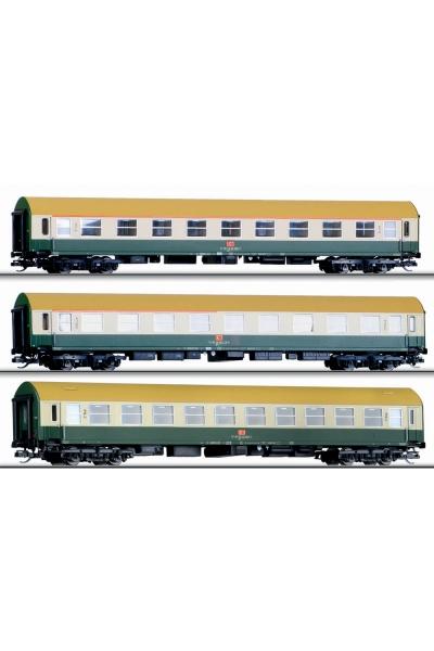 Tillig 01699 Набор вагонов Typ Y/B 70 DB AG Epoche V 1/120
