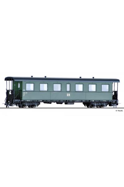 Tillig 03980 Вагон пассажирский KB4ip 970-961 DR Epoche III H0e