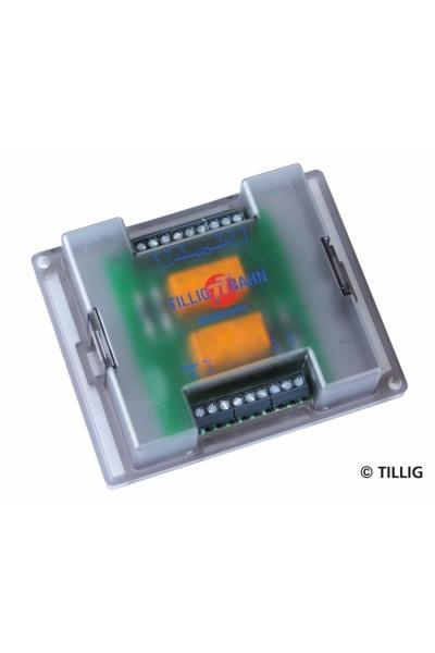 Tillig 08414 Реле (переключающий блок)