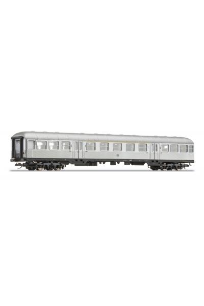 Tillig 13851 Вагон пассажирский ABn Silberling 1/2кл DB Epoche III 1/120