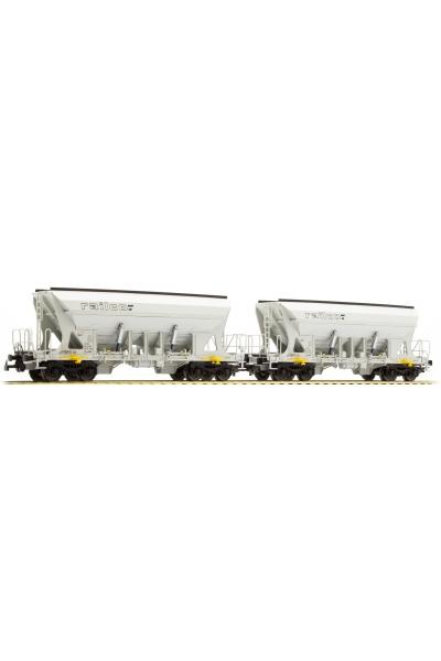 Tillig 70027 Набор вагонов Faccnpps 442.1 Y25 Lsdi RAILCO Epoche VI 1/87