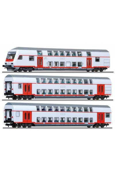 Tillig 73774 Набор вагонов DB AG Epoche V 1/87