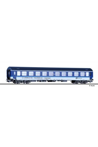 Tillig 74886 Вагон пассажирский Typ Y/B 70 CD Epoche VI 1/87