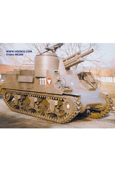 Trident 80200 Танк M7B2 Эпоха III-IV 1/87
