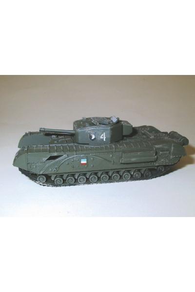 Trident 87061 Churchill MK IV GB Epoche II 1/87