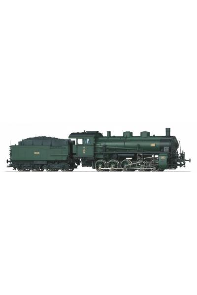 Trix 22029 Паровоз G 5/5 5856 1923 DCC ЗВУК  DRG Epoche II 1/87